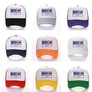 BIDEN President 2020 Baseball Hat BIDEN Letters Print Fashion Mesh Ball Caps Summer Visors Unisex Outdoor Sports Snapback Caps Best Sale