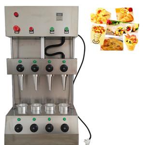 Makine Ve Elektrik Pizza Fırını Makinesi Fiyatı Yapımı Pizza Koni makinesi Ekipmanları Ticari Endüstriyel Pizza Koni