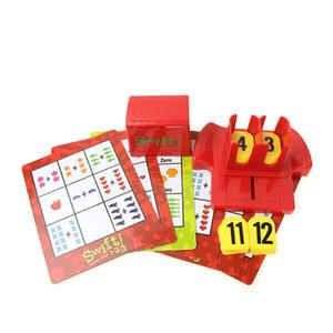 뜨거운 판매 빙고 게임 유아 교육 계몽 장난감 디지털 카드 재미 봐에서 그래픽 디지털 부모 - 자식