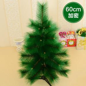 Рождественские елки Праздничный вечеринок Arbol де Navidad Albero Натале kerstboom 60см мини Рождественская елка рождественская елка Sapin де Ноэль