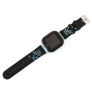 안드로이드 아이폰 대 Y21S GPS 키즈 스마트 시계 안티 분실 손전등 아기 스마트 손목 시계 SOS 전화 위치 장치 추적기 아이 안전 팔찌
