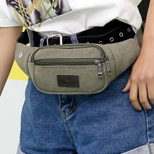 Waist Pocket Packs Fashion New Chest Casual 2021 Outdoor Sports Shoulder Bag Messenger Unisex Purse Anny Pack # Ldvkl
