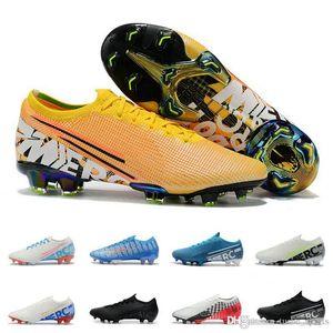 2019 novo nike mercurial superfly vapor VII 360 baixa Elite Soccer Chuteiras Vitória FG scarpe calcio botas de futebol Mens botas de futbol cr7 chaussures