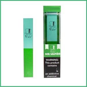 Mr Vapor PO xtra Disposable Vape Pen Device Pods Starter Kits Battey 1.3ml carts Empty Vaporizer Pen Packaging E-Cigarettes Stick Kits