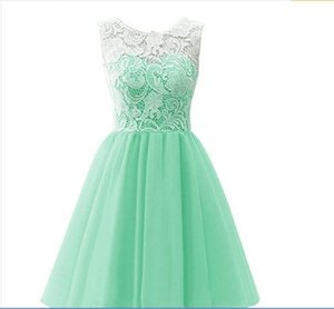 New Off the Shoulder Lace Short Prom Homecoming Dress Lace Appliques Graduation Gown Cocktail Party Gown BM82