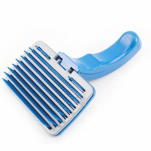 Pet brush comb puppy cat self-cleaning clean comb hair clipper dog animal pet cleaning supplies Hot Sale beauty tools