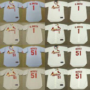 St. Louis 1 OZZIE SMITH jersey 51 Willie McGee 4 Yadier Molina 15 DICK Sisler 17 JOE Garagiola 21 JOE Medwick 25 GEORGE HENDRICK béisbol