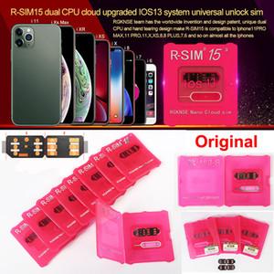 RSIM15 для iOS13 разблокировки карты RSIM 15 RSIM15 RSIM 15 Dual CPU Модернизированной универсальной разблокировки для iPhone 11 Xs MAX XR XS X 6-8 PLUS ios7-13.x
