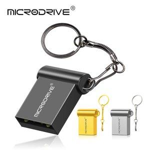 Mini pendrive usb flash drive 32gb 16gb memory stick pen drive 64gb 128gb flash disk on key cle usb 2.0 high speed U disk