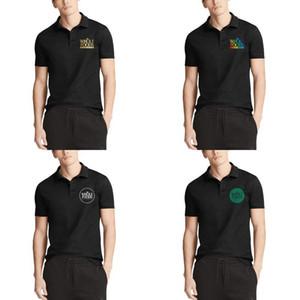Мужские пользовательские рубашки поло Slim-Fit Классический тройник Whole Foods Market флэш золото Gay гордость радуги Здоровый органический Камуфляж печати Plaid