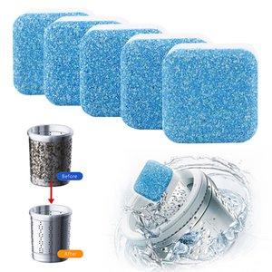 Mutfak Çamaşır Makinesi Temizleyici Malzemeleri Etkili Dekontaminasyon Temizleme Deterjan Efervesan Tablet Yıkama Temizleyici