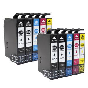 10 PCS WF-2630 WF-2650 WF-2660 Tinteiro, tinta de substituição T2941-T2944, Autralian Versão Impressora T220XL