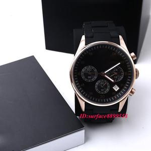 Reloj de calidad superior de lujo AR5905 AR5906 AR5919 AR5920 clásico de las mujeres del reloj de los hombres del reloj original de la caja con el certificado
