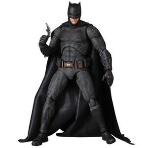 만화 영웅 액션 피규어 애니메이션 리그 배트맨 PVC 액션 피겨 maf056는 박스 모델 그림을 이동