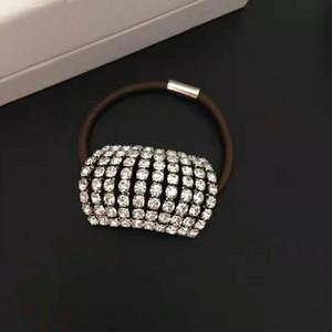 Accesorios para el cabello de moda Rhinestone de Bling Bling diseñador Clip de pelo Clip de pelo de las mujeres de moda para el partido del regalo
