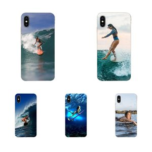 Custom Original Summer Beaches Surfing Girls For Huawei Honor 4C 5A 5C 5X 6 6A 6X 7 7A 7C 7X 8 8C 8S 9 10 10i 20 20i Lite Pro