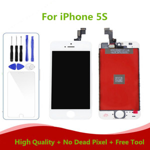 Sample Order 2 PCS LCD Display For iPhone 5S 6 6 Plus 6S 6S Plus 7 7 Plus 8 8P Lcds With Touch Screen Digitizer Assembly