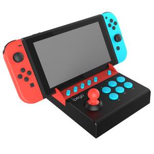 닌텐도 스위치 게임 콘솔 플레이어를위한 스틱 컨트롤러 싸움 iPega PG-9136 아케이드 조이스틱 USB