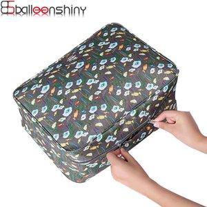 BalleenShiny Ropa multifuncional para viaje empacada Bolsa de gran capacidad para varillas de tiro Bolsa Misceláneas bolsas Ropa Bolsas de almacenamiento