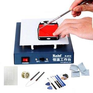 K-812 temperatura constante Aquecimento Tela Placa LCD Abrir Station Desoldering Separator Kaisi, EUA plug