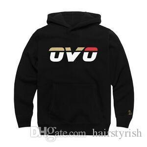 BRAND NEW October 039 s Very Own OVO Runner Logo Hoodie BlaCuCustomom XL Drake Hoody BNWT
