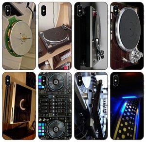 [TongTrade] Teknikleri 10s 10 Pikap Dj Kılıf iPhone 11 Pro X XS Max XR 6s 5s 5c Galaxy S7 S8 S9 S10 Artı Onur 9X redmi 7A Kapak Kılıf