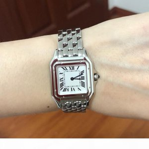 New WSPN0006 WSPN0007 Steel Case 27mm 22mm White Dial Swiss Quartz Womens Watch Ladies Stainless Steel Watches