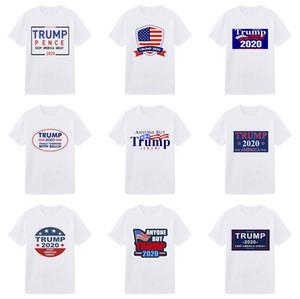 Cotone di qualità Nuovo O-Collo manica corta Trump T-shirt 2020 nuovo progettista uomini Trump maglietta di stile di modo di sport Trump T-shirt FR12 # 980