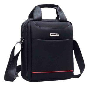 Mens Ткань Оксфорд Материал Мода Красивый Сумка Casual большой емкости Простой Wild Сумка Классический Мужские сумки