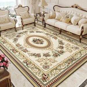stile europeo tavolo divano del soggiorno camera da letto MATS coperta contratto per addensare la casa grande tappeto