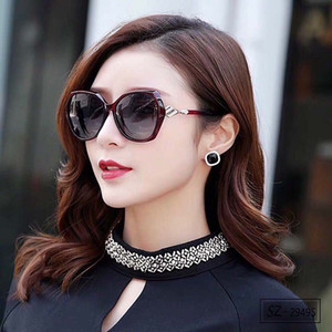 Hot sale luxury sunglasses man woman glasses beach sun visor with box High Quality Sunglasses 1-2949S
