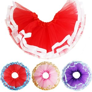 0-8 лет новорожденных девочек юбки Baby 1-й день рождения одежда для новорожденных фото Prop новорожденного юбки юбка Туту юбка девушки наряд