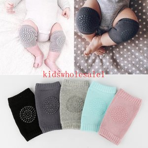 1 Pair Cute baby knee pads kids safety crawling elbow cushion pad infant toddlers baby leg warmer kneecap support protector baby