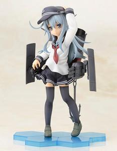 Colección Kantai Figura de acción de Inazuma pintada figura de flota de clase de PVC figura de juguete Anime juguetes modelo