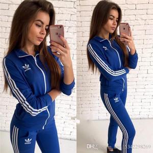 Designer Tuta da donna Luxurys Sweat Suits Autunno Marca donna Tute Abiti da jogger Giacca + Pantaloni Completi sportivi Tuta sportiva uomo cotone