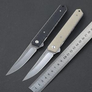 BK Складной нож VG10 лезвие G10 ручка на открытом воздухе кемпинга нож выживания карманный шариковый подшипник плавник EDC тактические ножи