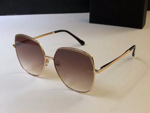 4682 nuevas mujeres gafas de sol de diseñador de moda de las gafas de sol protección UV400 ovalada vienen con el caso