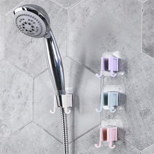 핫 홈 비 샤워 스탠드 천공, 샤워 헤드베이스 접착제 고정 걸이, 조정 가능한 샤워는 6037 스탠드