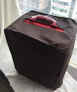 Hot Newset Travel Ugage Чемодан 20 24 26 дюймов Алюминий ABS ПК Сплав стержень Универсальный Колесо Высокое Качество
