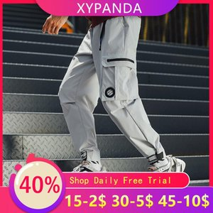 XYPANDA Street Hip-hop Trend Beam Pants Men Japanese Tide Overalls Sports Pants Trousers Loose Men's