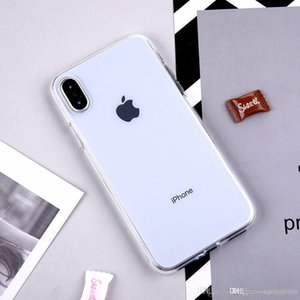 1.5mm Thickness Clear Soft Rubbery TPU Case For Apple iPhone XS iPhone XR iPhone XS MAS Case