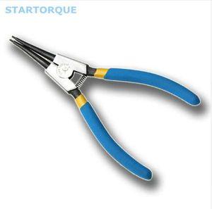 "5 ""Pinze per anelli elastici multifunzionali da 125 mm Multi Tools Multi Crimp Tool Pinza per anelli elastici di ritegno per anelli interni"