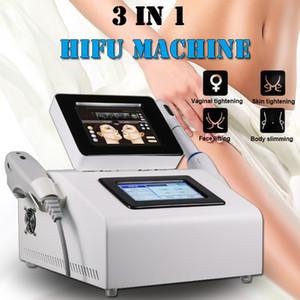 3 in 1 hifu yüz kaldırma vajinal sıkma makinesi hifu kırışıklık giderme hifu vücut zayıflama Ekipmanları