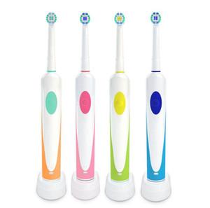 Elektrikli diş fırçası yüksek kalite kıllar Döner evrensel yetişkin çocuk endüktif şarj ev akıllı diş fırçası akıllı elektrikli diş fırçası