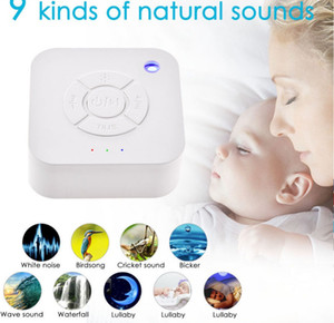 White Noise Machine Timed Memory Sleep Sound Machine For Sleeping Relaxation For Baby Adult Office Travel Infants the aged old person women