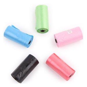 100 roll 1500 Pcs Dog Bag Poop Zero Waste Pets Waste Poop Bag Goods Eco-Friendly Degradable Pet Waste Poop Bag Plastic Basket