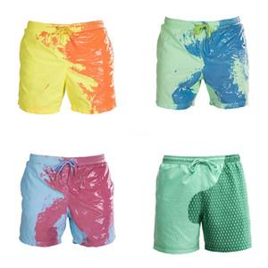 2020 New Arrival Quick Dry Trunks Swimming Shorts For Men Swimwear Man Swimsuit Swim Trunks Summer Bathing Beach Wear Surf#511