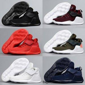 2020 الأحدث كوزي تنفس كرة السلة الأطفال الاحذية صبي فتاة طفل رياضة حذاء رياضة حجم 28-35
