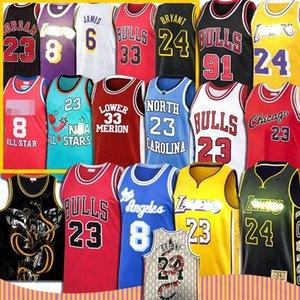 Los Ángeles Bryant, LeBron James 23 6 Michael Jersey Bull Scottie Pippen, Dennis Rodman Anthony Davis Earvin Johnson Kyle Shaquille Kuzma Bas