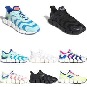 Adidas Climacool Vento designer uomo donna donna stock x sneakers Triple Nero Bianco Signal Cyan Signal Green Shock Rosa scarpe sportive da corsa per uomo rosa